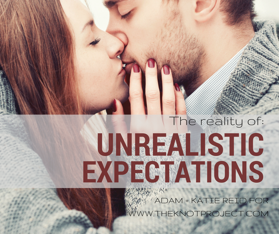 dating unrealistic expectations