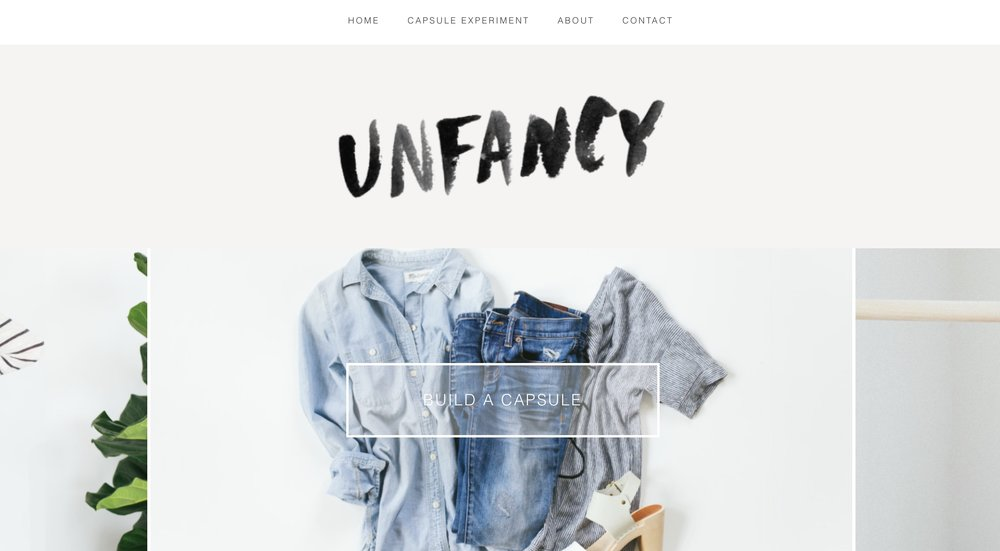 Unfancy