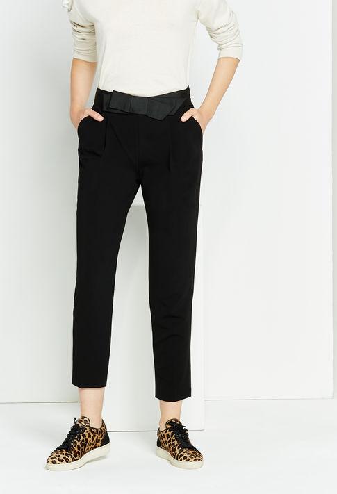 Claudie Pierlot Black Trousers