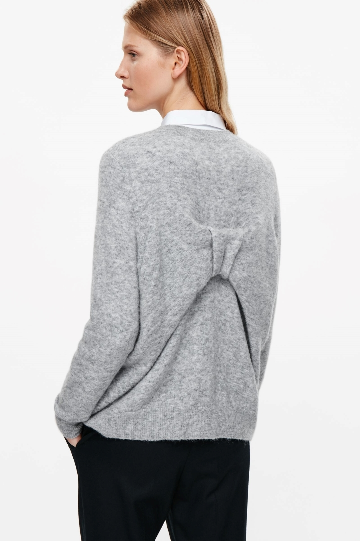 Cos Bow Knit