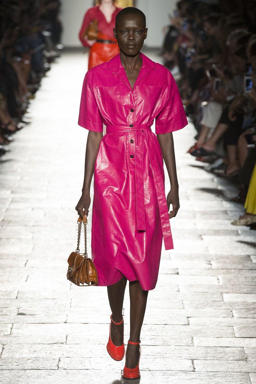 Bottega Venetta Spring Summer 2017 Ready to Wear. Source: Vogue