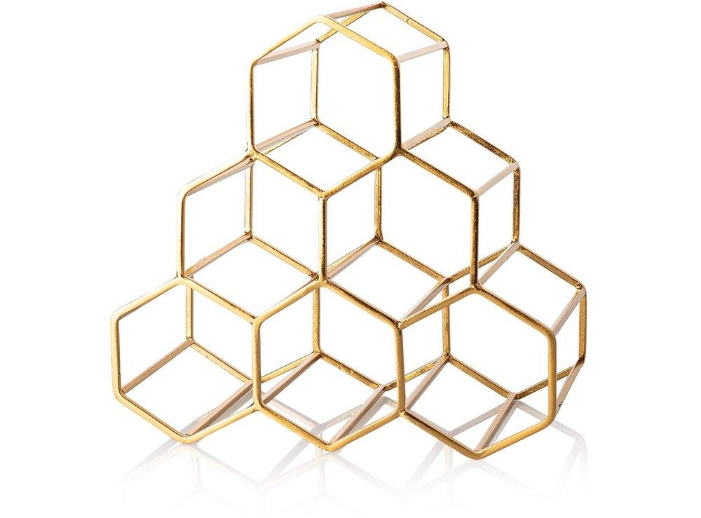 Hexagon Wine Rack £35.00