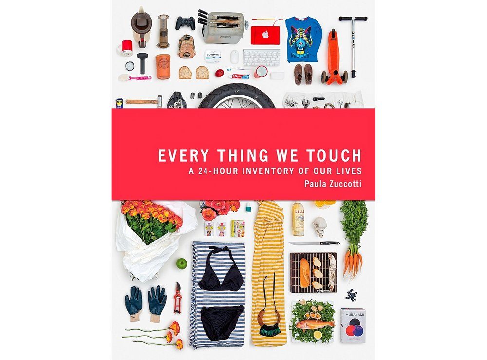 Everything We Touch by Paula Zuccotti £20.00
