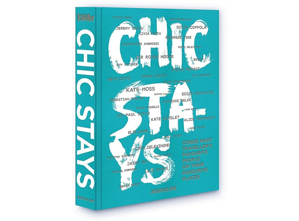 Chic Stays by Assouline £55.00