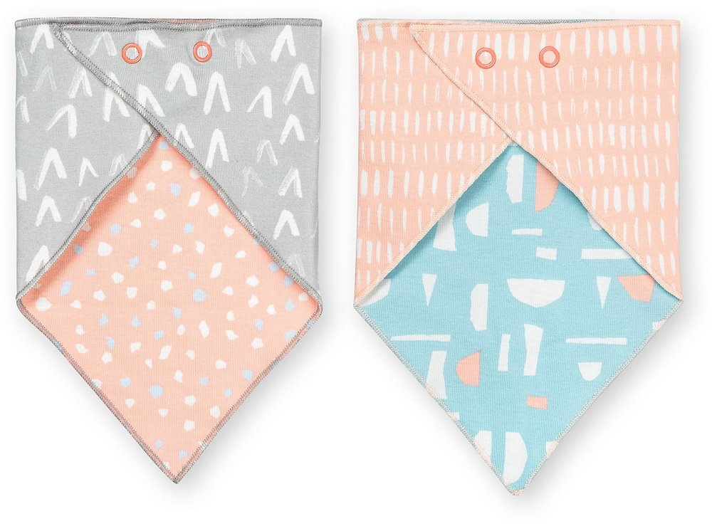 Set of Two Paper Planes Bibs £12.50