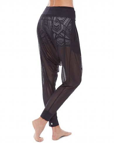 Mesh Harem Yoga Trousers by Sweaty Betty £70.00