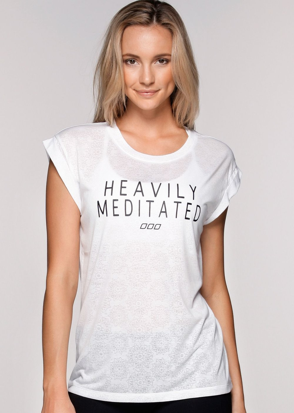 Heavily Meditated Top by Lorna Jane £48.00