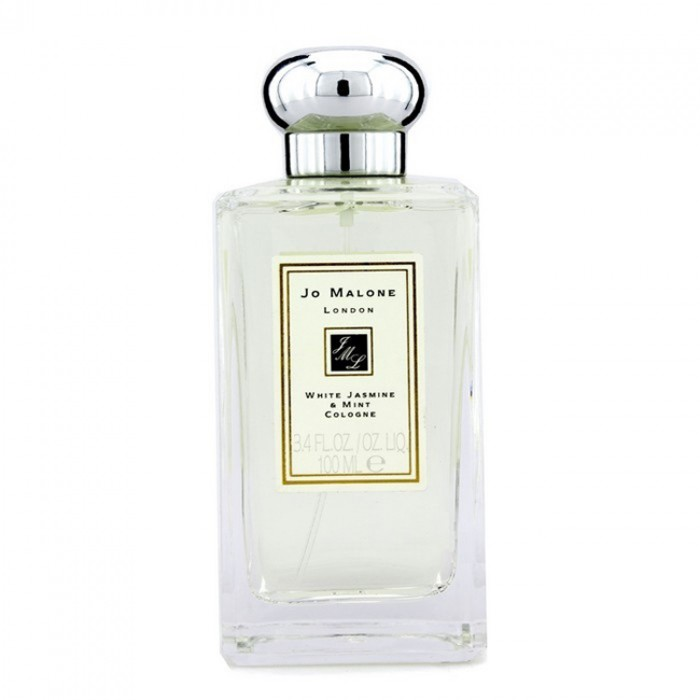White Jasmine & Mint Cologne £88.00 100ml    If I were to describe this fragrance in one word it would be 'pretty'. I tend to wear this in the autumn and winter months for it's light, and uplifting scent.