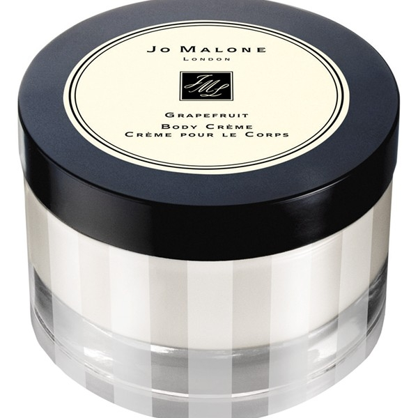 """Grapefruit Body Creme £52.00 175ml    I have to admit this is pricey but a tub of this lasts me at least a year when used after my red roses bath. Jo Malone's """" fragrance combining philosophy """" is at it's best when you use the grapefruit lotion on top of the red roses fragrance."""