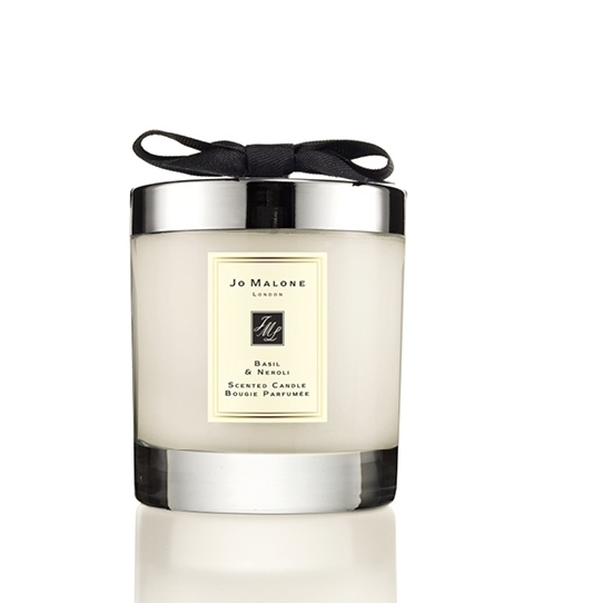 Basil and Neroli Home Candle £44.00   I'm a huge fan of candles in the living room all year round and this is the perfectly relaxing fragrance for that part of the home. Not too feminine, not too soapy and burns really gently, lasting 45 hours.