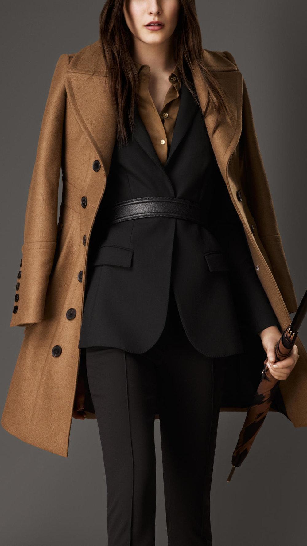 Coat £1195