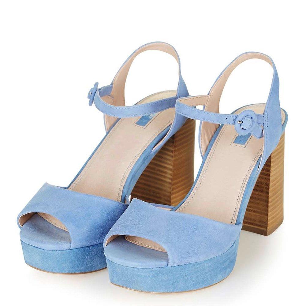 Lana Platform Sandals by Topshop £49.00
