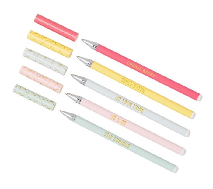 Slim Ballpoint Pen 5 Pack £6.00 at Kikki K