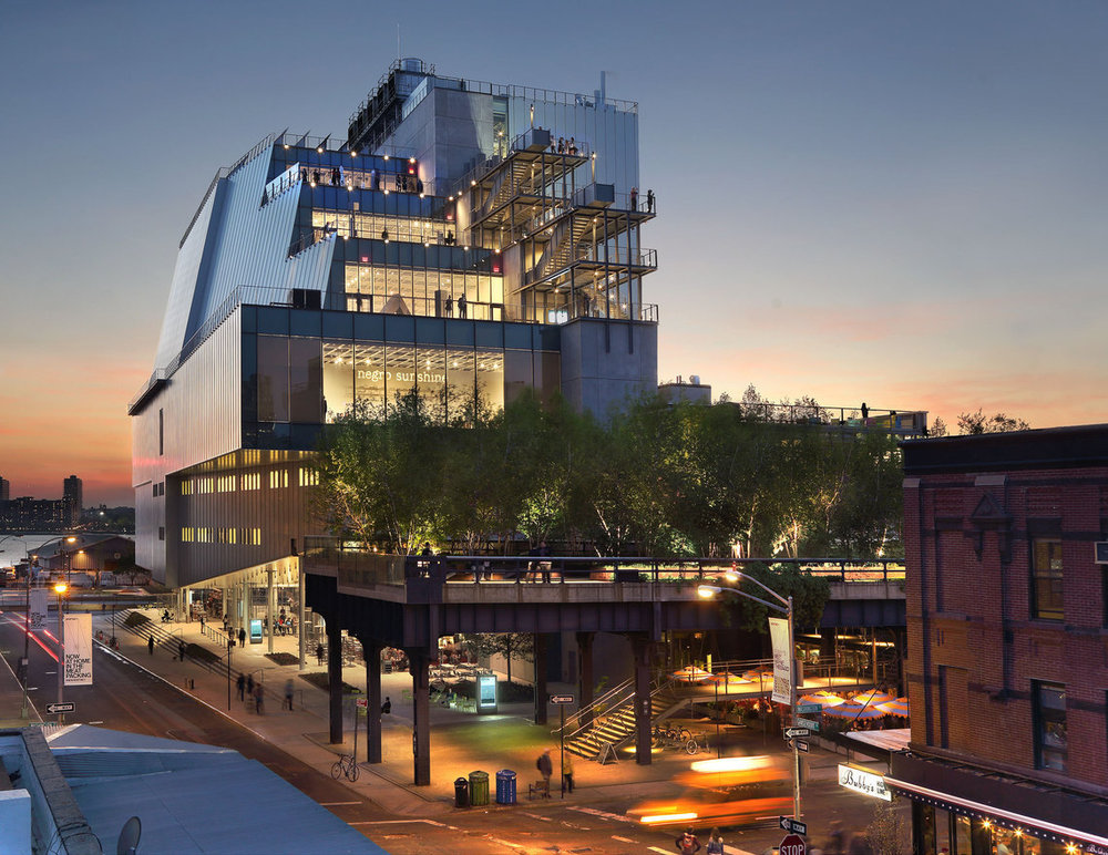 The Whitney & The Highline