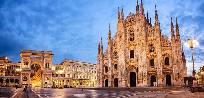 The Duomo di Milano,Piazza del Duomo, 20122