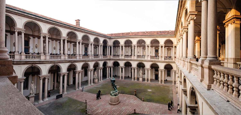 The Pinacoteca di Brera, Via Brera, 28, 20121
