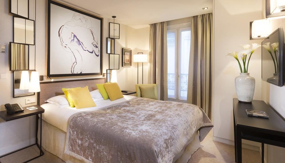 Hotel Balmoral,6 Rue du Général Lanrezac, 75017