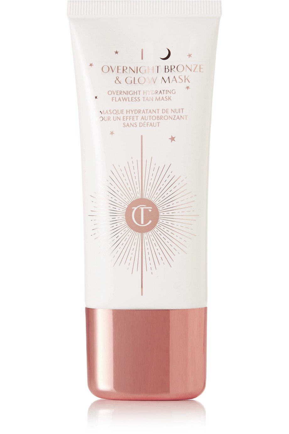 Charlotte Tilbury Overnight Bronze & Glow Mask £38.00 from Net-a-Porter   Go to bed tired and pale, wake up glowing and gorgeous...