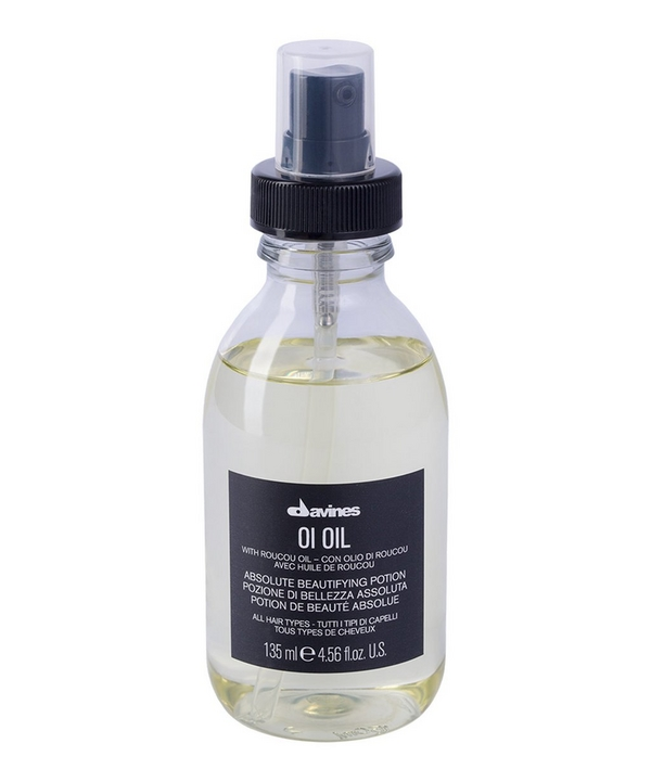 Davines Oi Beautifying Potion £32.40 from Liberty   Anti ageing for hair!