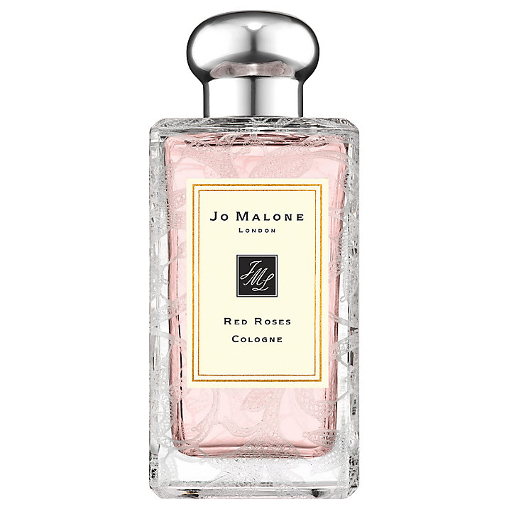 Red Roses Cologne in Limited Edition Daisy Leaf Bottle £95.00 at John Lewis   The prettiest fragrance in the prettiest bottle