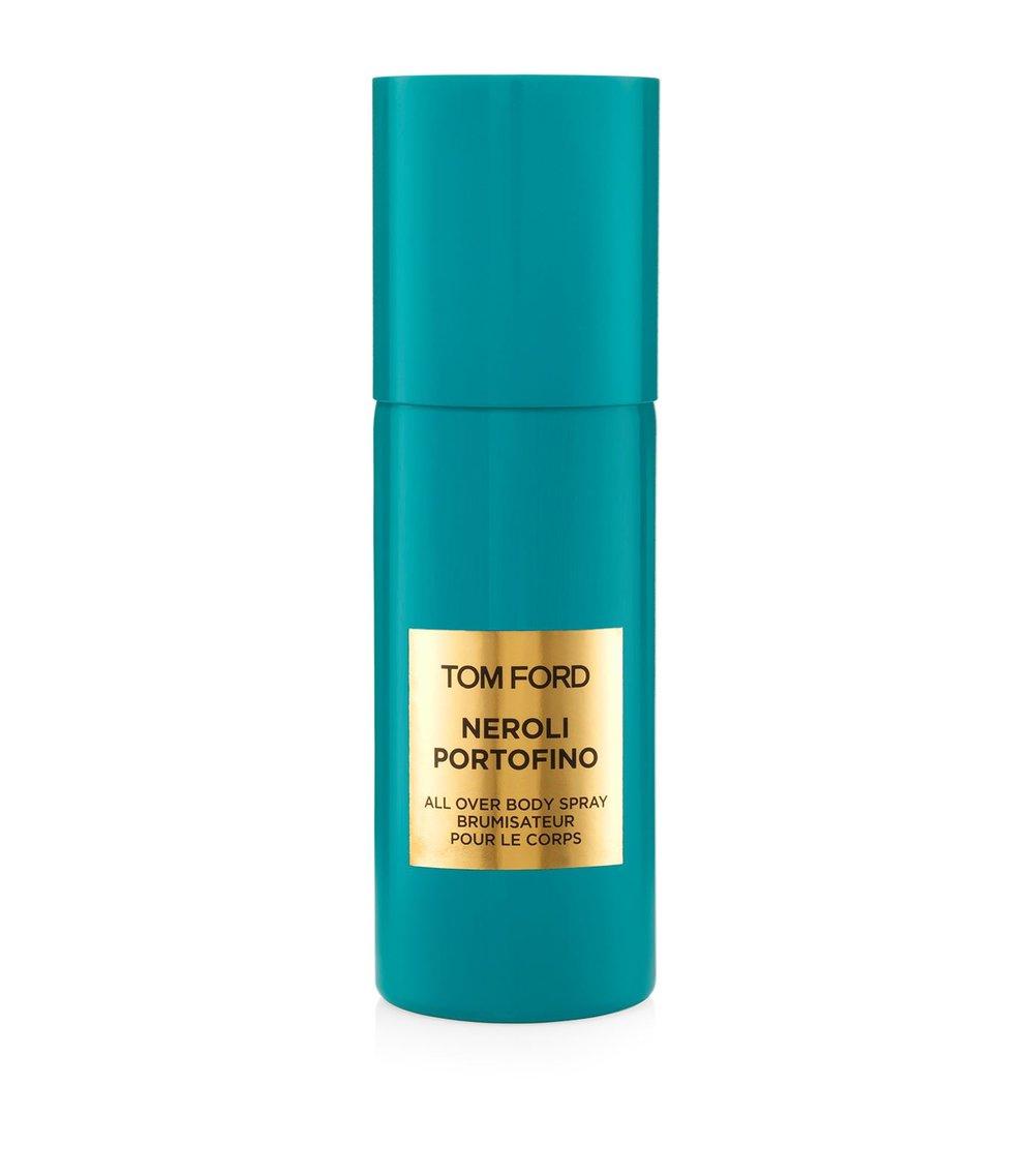 Tom Ford Neroli Portofino All Over Body Spray £44.00 from Harrods   The scent of summer...