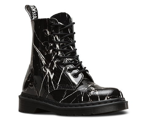 Pascal Marble Boot £95.00 at Dr. Martens