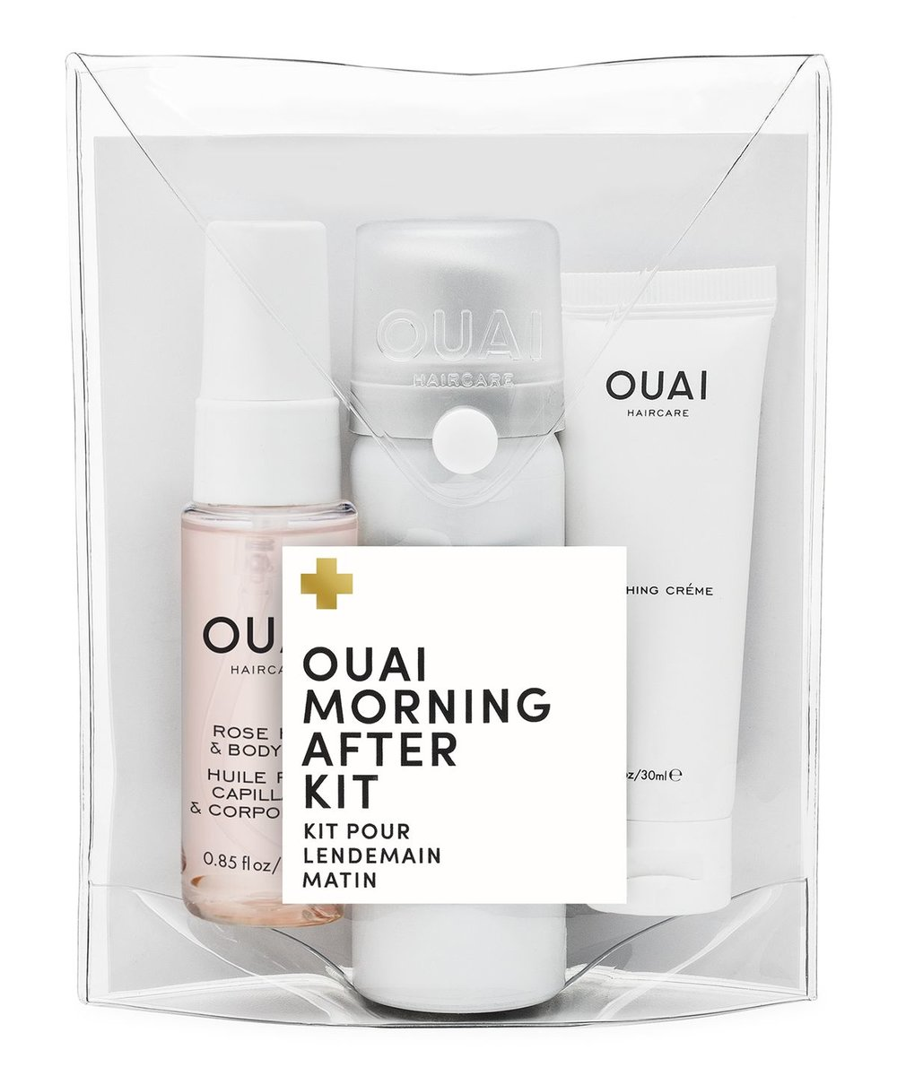 Ouai Haircare Morning After Kit £19.50 at Cult Beauty