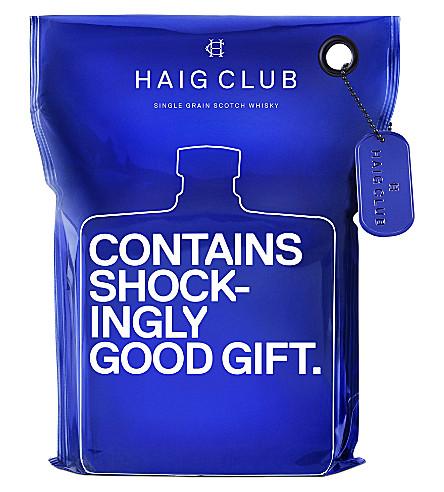 Fathers Day x Haig club Single Grain Malt Whiskey £49.99 at Selfridges