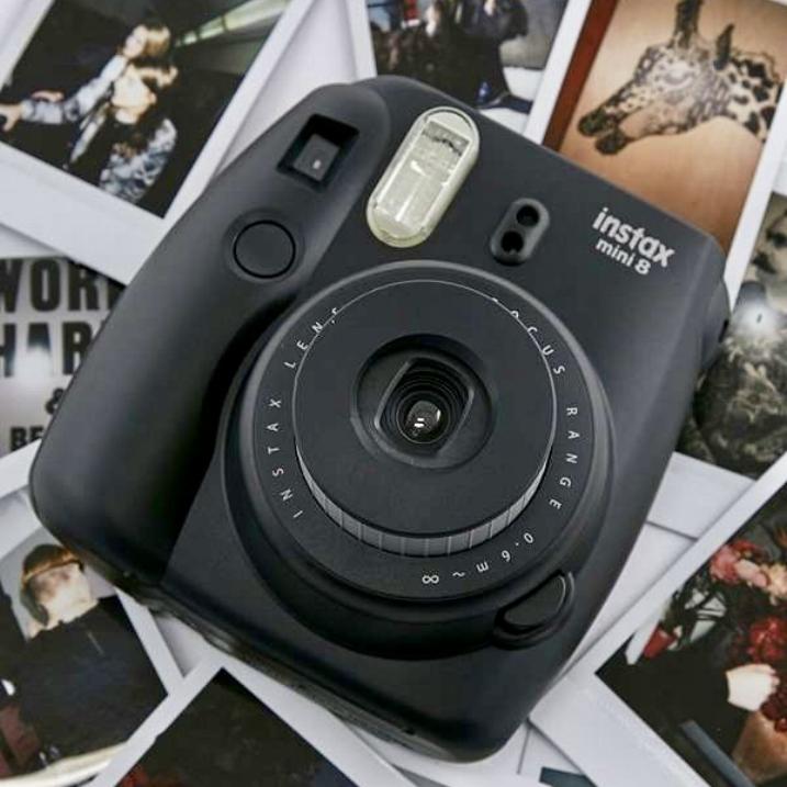 Fujifilm Instax Mini 8 Black Camera £79.00 at Urban Outfitters
