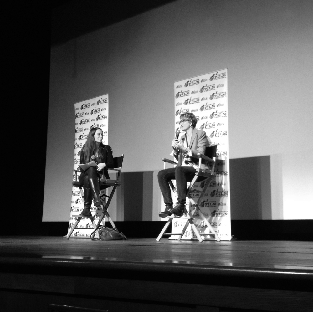 Austin Film Festival: Ky speaks about directing Sole Survivor (Acquired by CNN FILMS)
