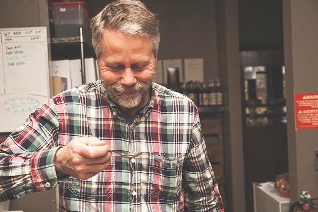 Coffee Culture is celebrating 26 years today! Can you believe this picture of Paul cupping coffees was taken over 6 years ago? Feels like yesterday... Cheers to many more years serving the Corvallis Community excellent coffee!
