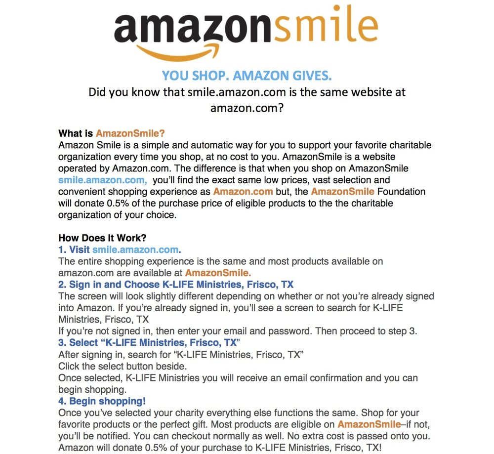 TEXAS TUX amazon smile how to.jpg