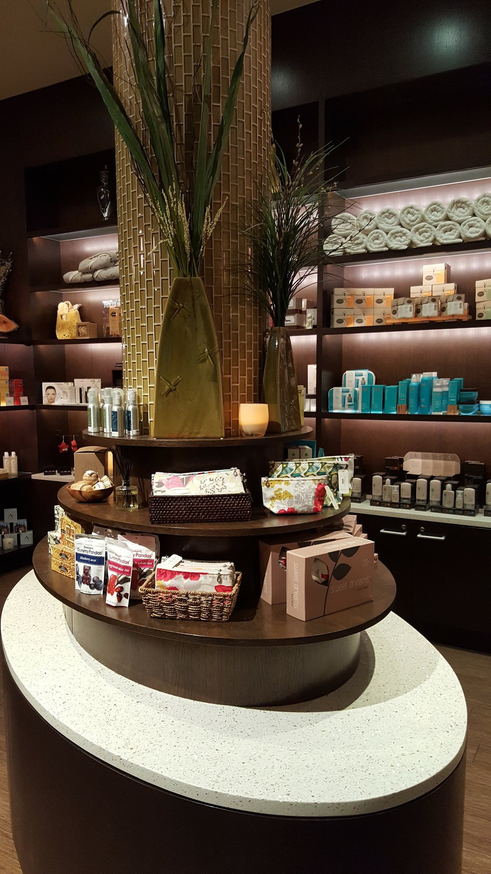 Spa Gift Shop