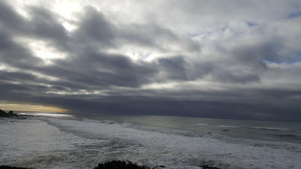 Cape Perpetua - Phenomenal views