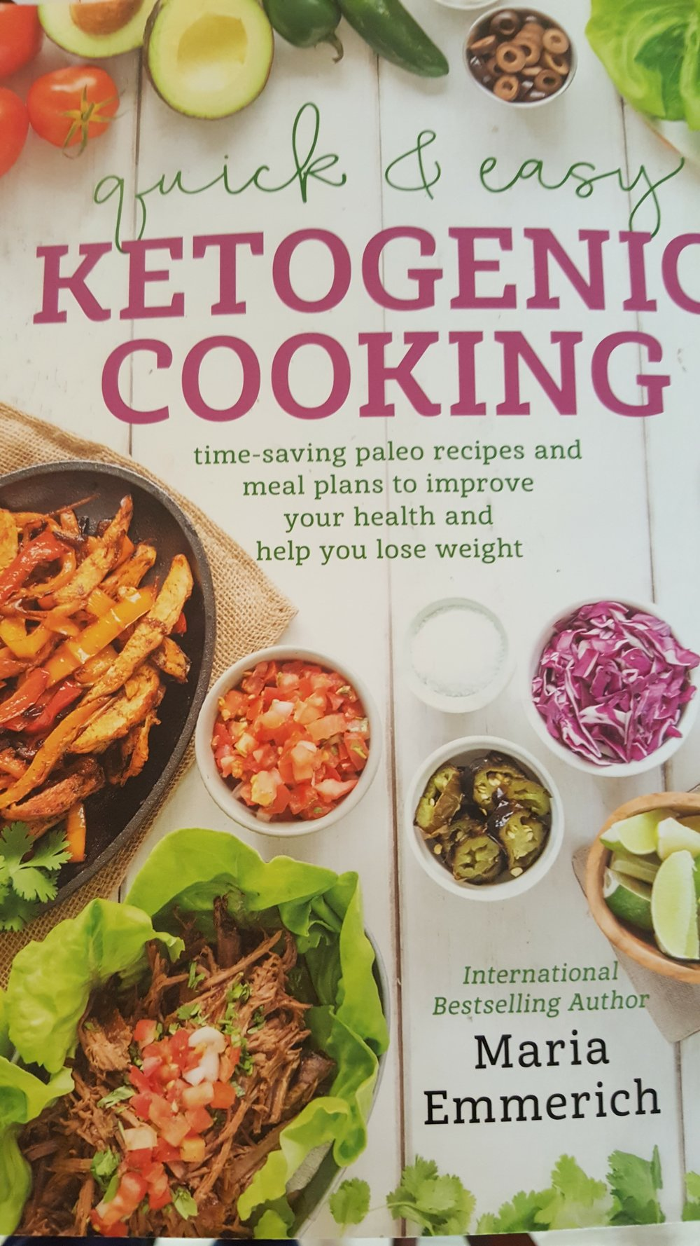 BIG FAN of this cookbook