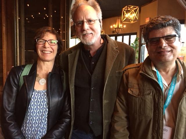 Martha Silano, Daniel Tobin, Orlando Ricardo Menes