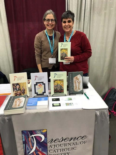 Editor-in-Chief, Mary Ann B. Miller with Associate Editor, Lois Roma-Deeley
