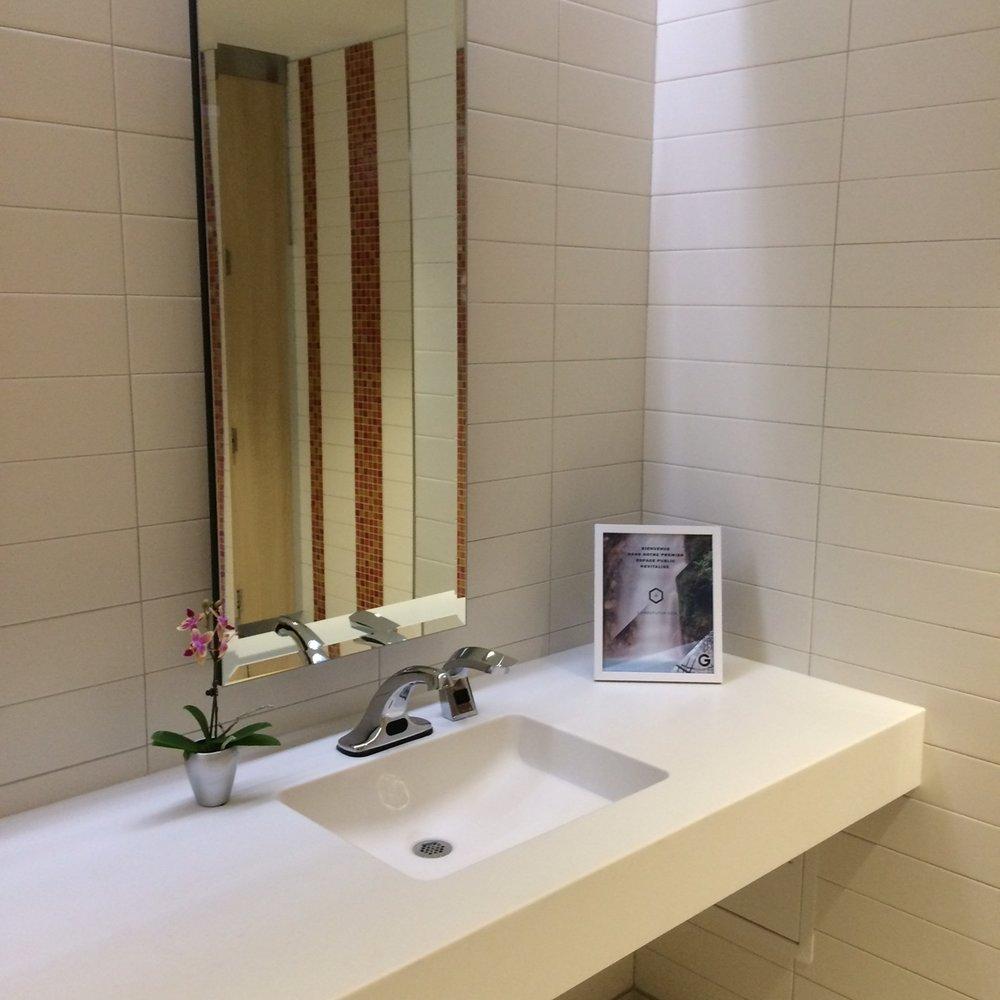 Salle De Bain Du Futur ~ salle de bain des femmes lgh du futur