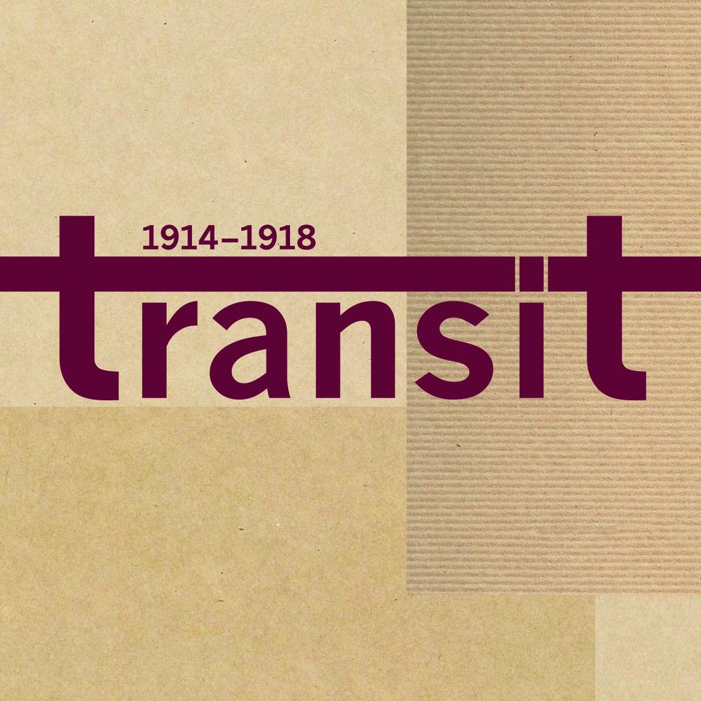 Transit 1914-1918  POSTMUSEUM