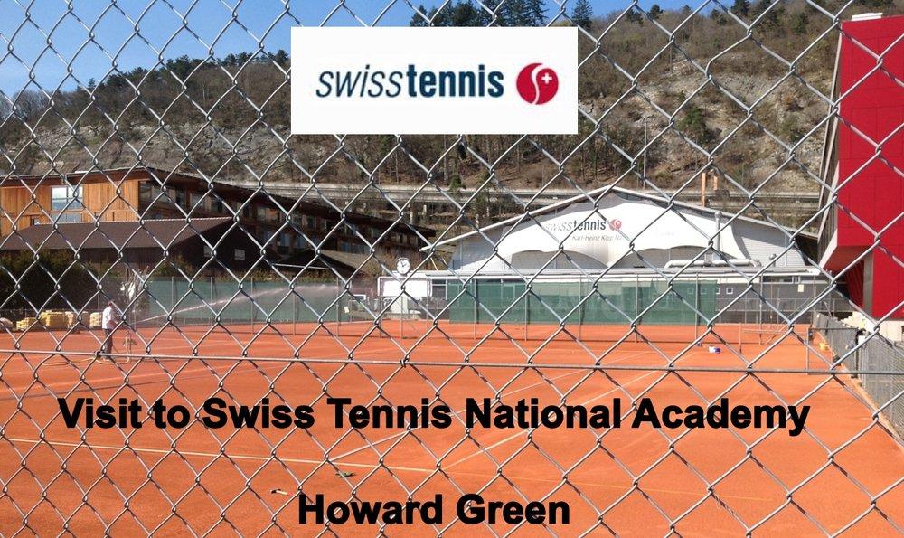 National Tennis Centre, Bern, Switzerland