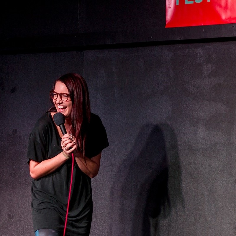 Photo from the Tucson Comedy Arts Festival