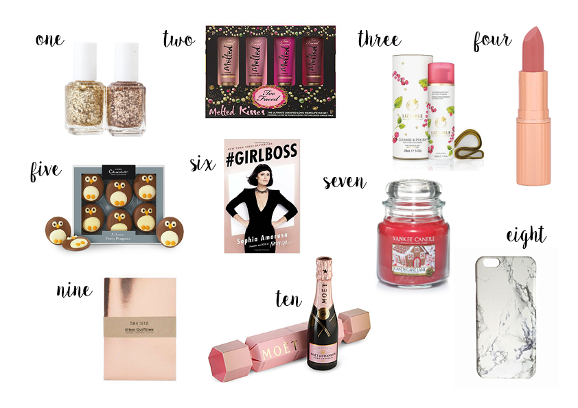 stocking fillers under £25