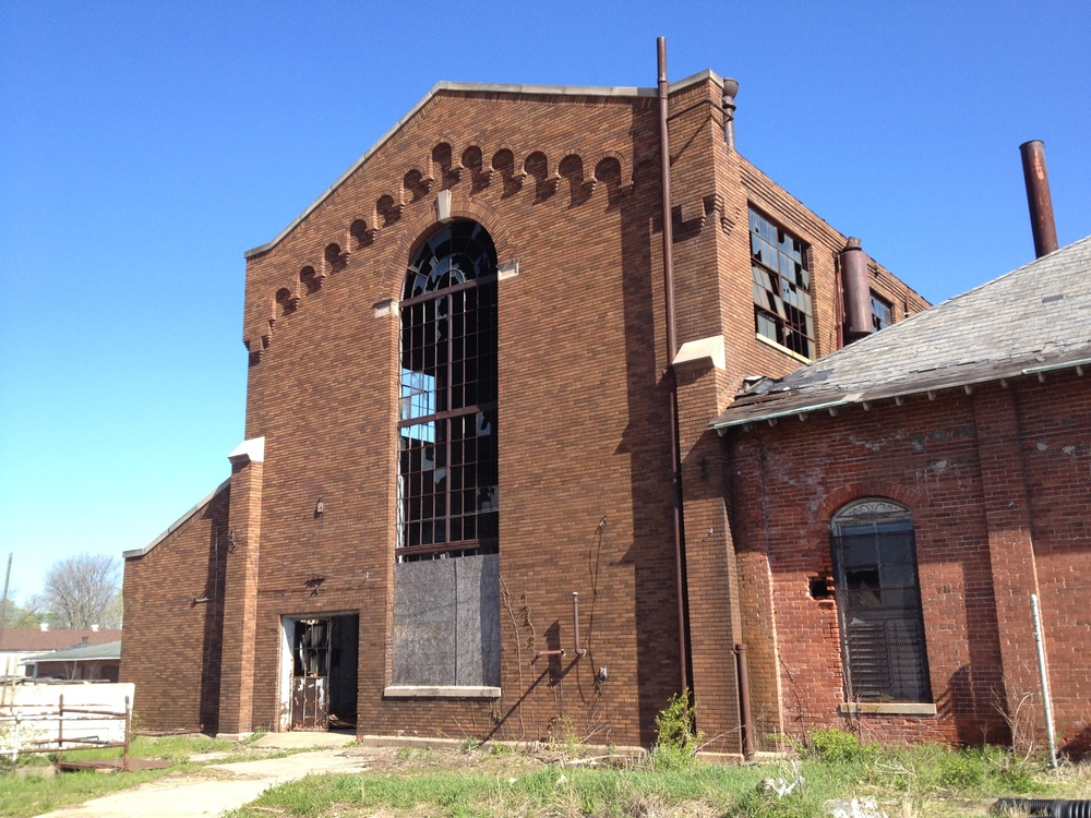Central State Powerhouse Building