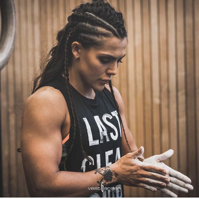 Fotoshoot med Funky G på CrossFit Asker