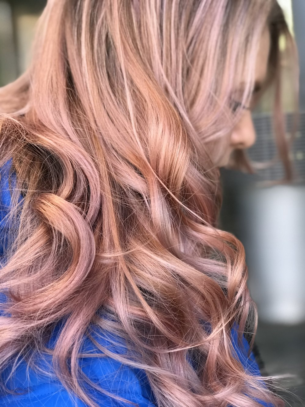 Coral-pink ❤️ Happy customer