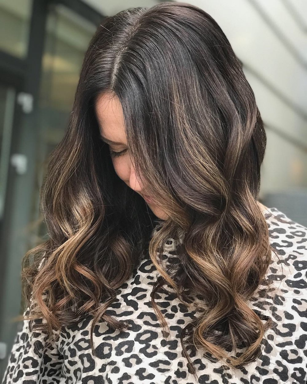 En sykt happy kunde med Mood Hair Extensions