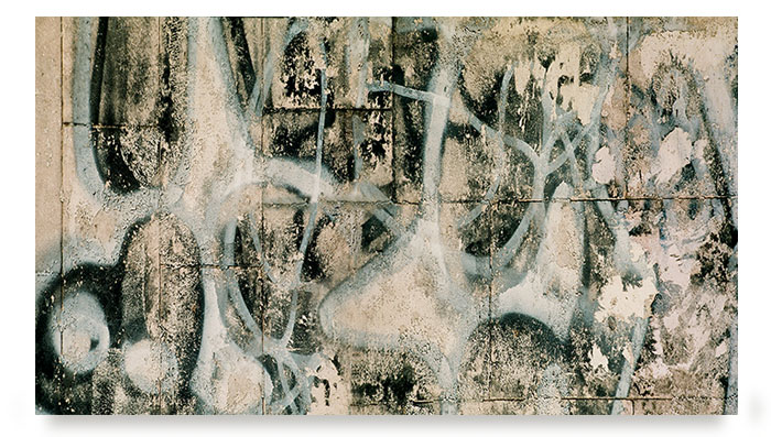 Homage to Pollock 1