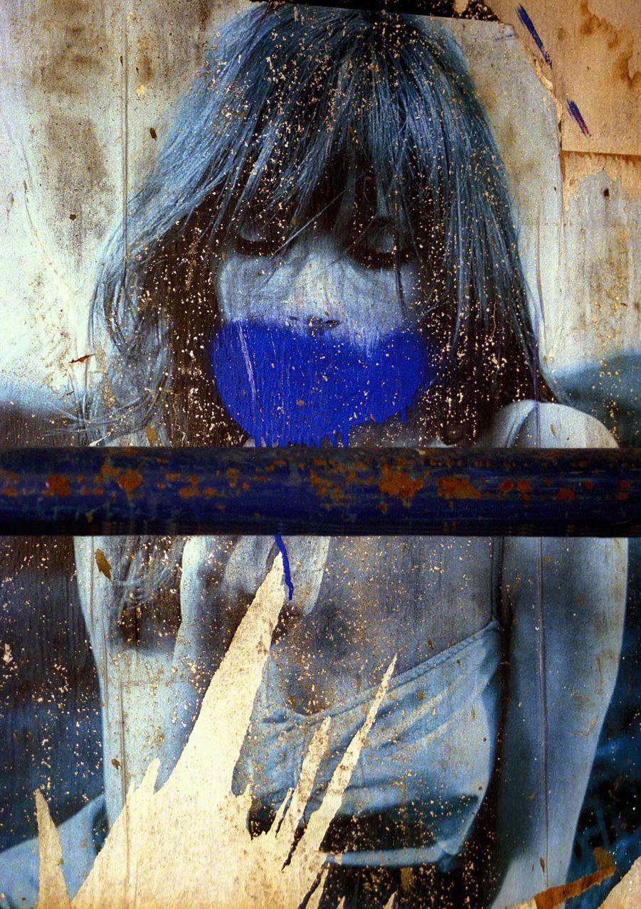 Fcuk Blue