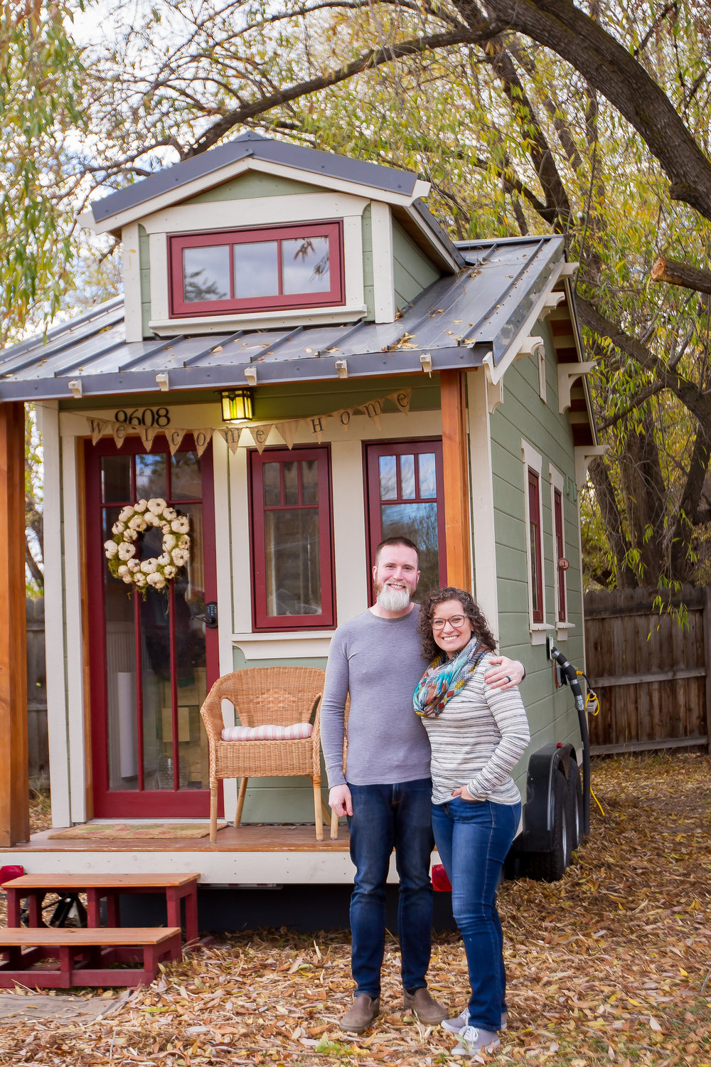 We love our tiny house!