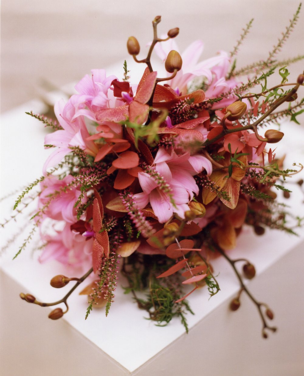 Wild autumnal handtied posy bouquet.jpg